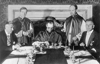 Concordato Hitler y Santa Sede 1933