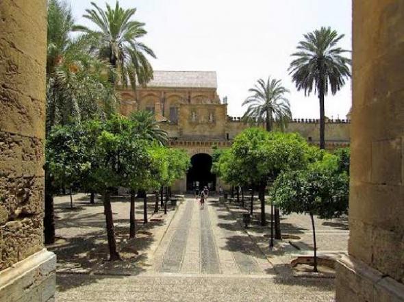Mezquita Córdoba Patio de los Naranjos