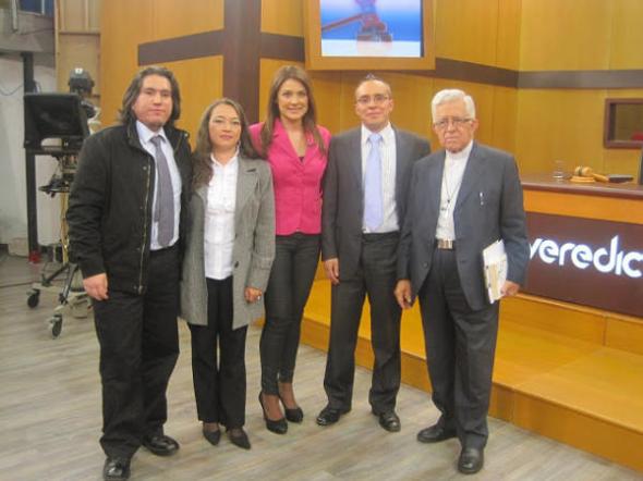 Debate existencia dios Colombia 2013