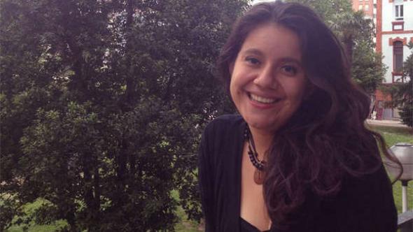 Sara García psicóloga feminista El Salvador