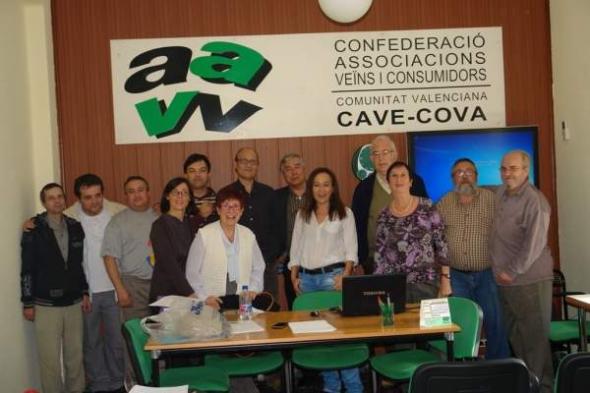 Confederación vecinal Valencia