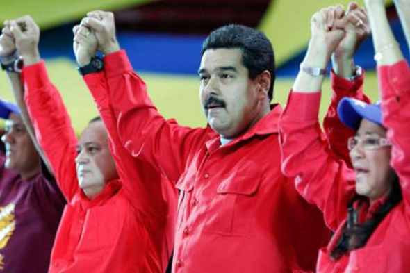 Nicolás Maduro presidente Venezuela 2013