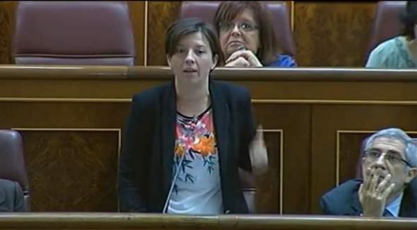 Laia Ortiz IU Congreso