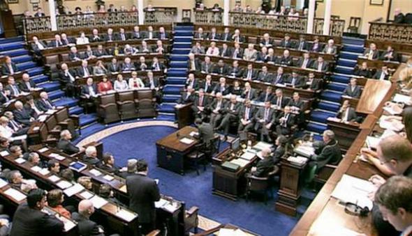 Parlamento Irlanda