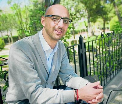 Azahaf coordinador arabe PSOE