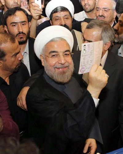 Rohani presidente Irán 2013
