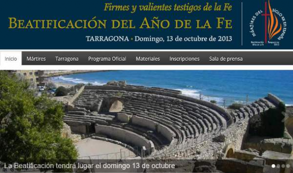 Beatos Tarragona 2013