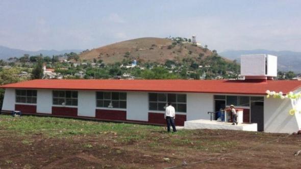 Inauguran escuela Nueva Jerusalen 2013