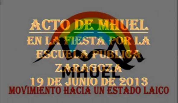 MHUEL Fiesta Escuela Publica Z 2013