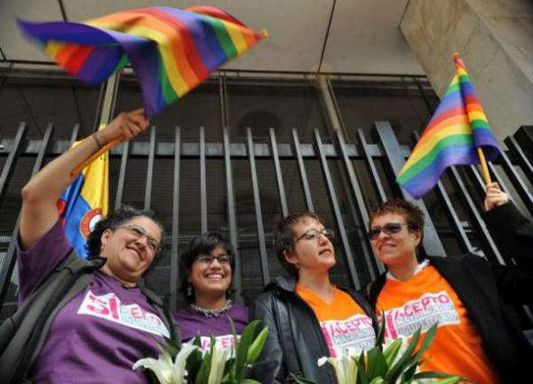 Matrimonio homosexual Colombia 2013
