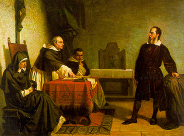 Galileo y la Inquisición