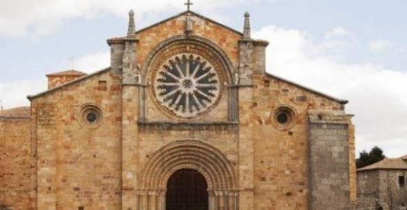 Iglesia S Pedro Avila