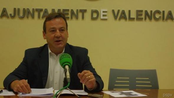Sarriá concejal PSOE Valencia