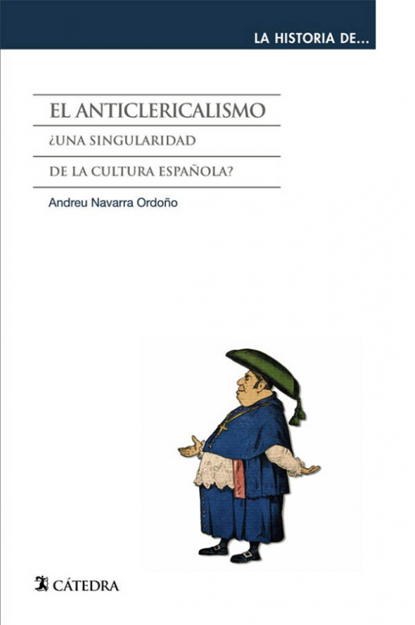 Libro anticlericalismo