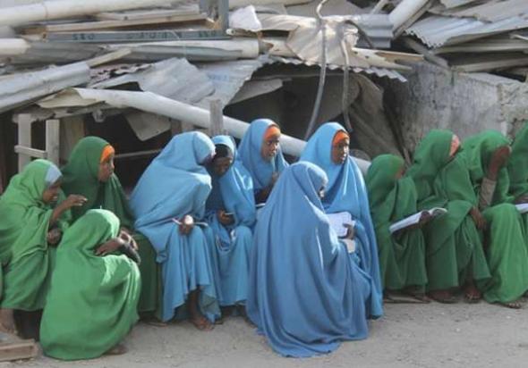 Somalia ablación