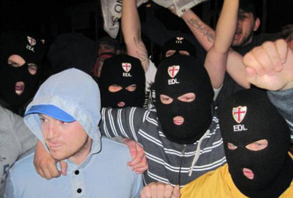 ultras islamofobia Londres 2013