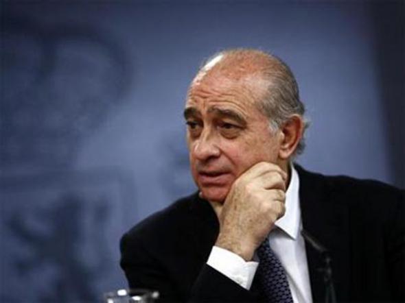 Fernández Díaz ministro Interior PP2013