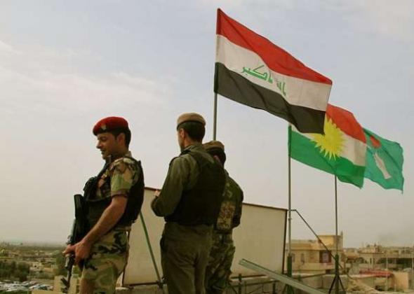 soldados Irak
