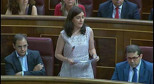 Carmen Montón diputada PSOE