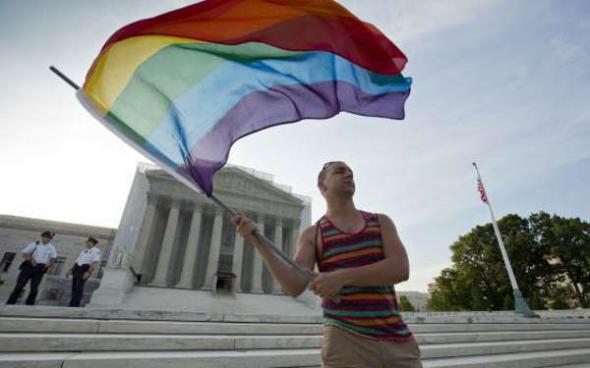 Homosexuales ante Senado USA 2013