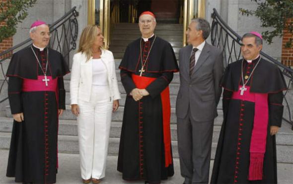 Jauregui y cardenales
