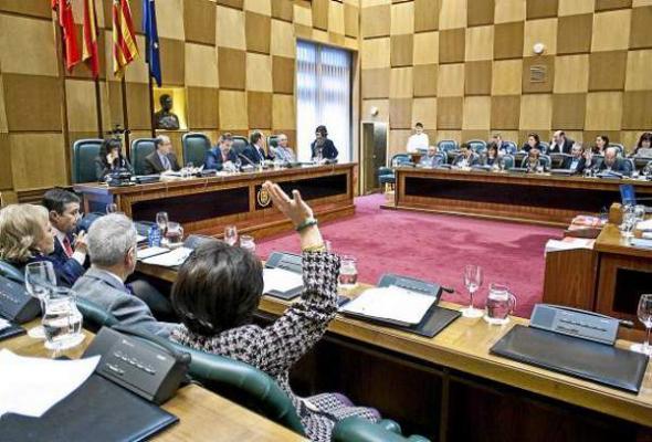 Pleno Ayuntamiento Zaragoza