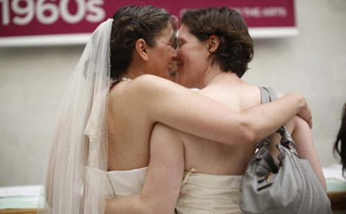 boda lesbianas San Francisco