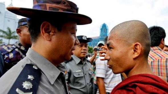 Birmania violencia budistas y musulmanes