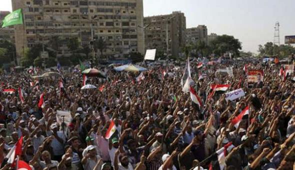 Mani Egipto plaza Tahrir 2013