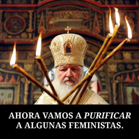 Cirilo patriarca Moscú