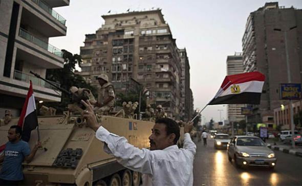 Golpe Estado Egipto 2013