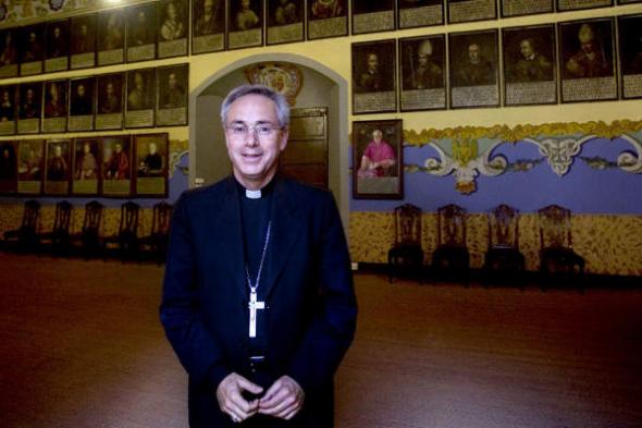 Roma Casanova obispo Vic