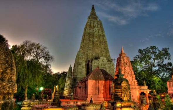 templo budista de Mahabodhi