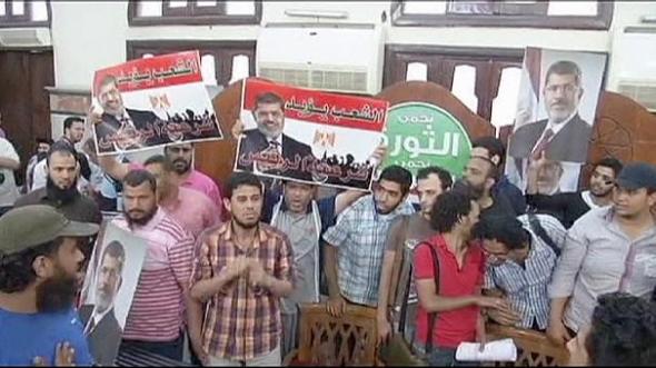 Hermanos musulmanes Egipto