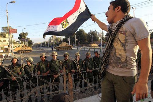 islamista tras golpe militar Egipto 2013