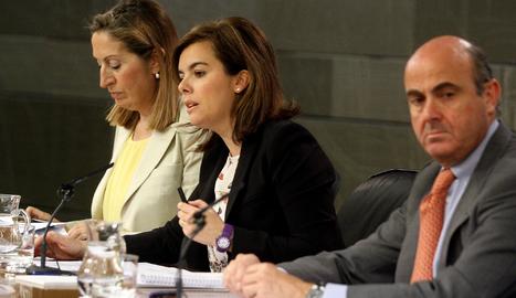 Consejo Ministros rueda de prensa