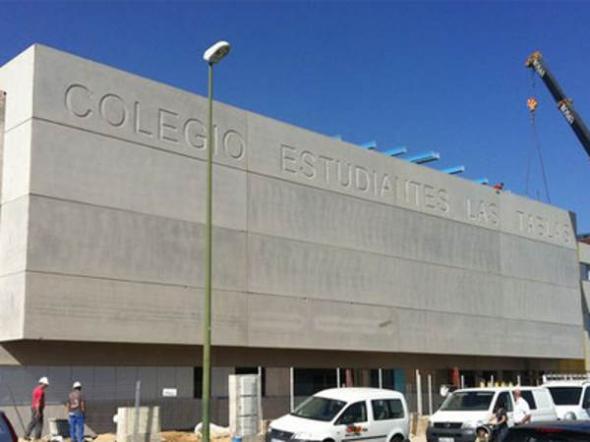 Colegio concertado Estudiantes