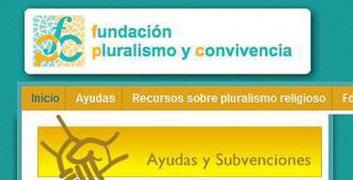 Fundación Pluralismo subvenciones