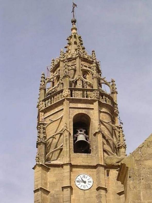 iglesia Sádaba Zaragoza