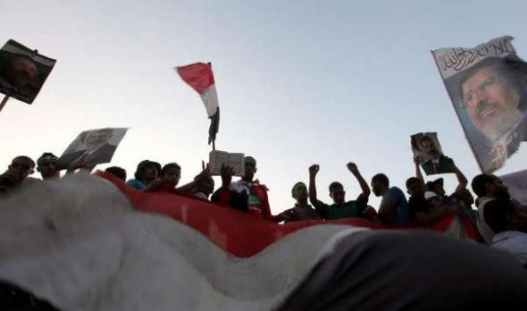 Mani islamistas Egipto 2013