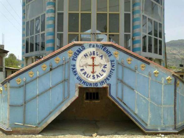 Nueva Jerusalén iglesia