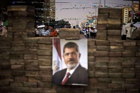 barricada El Cairo 2013