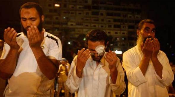 islamistas tras golpe militar El Cairo 2013