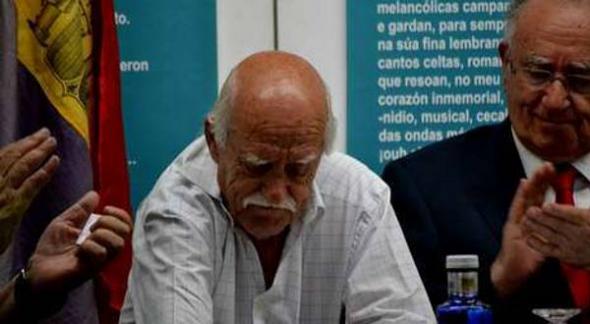 Acto funeral civil en Atenero Republicano Lugo
