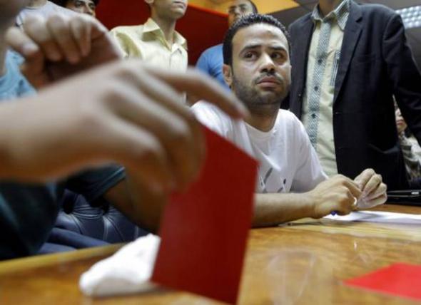 Mahmud Badr movimiento Tamarod Egipto