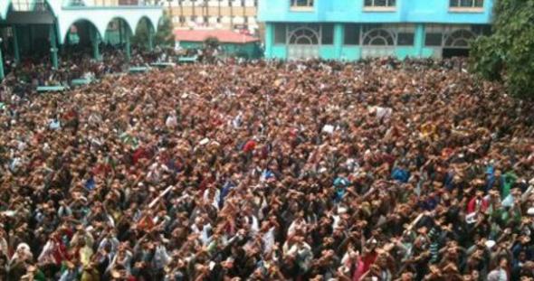 mani musulmanes Etiopía 2013