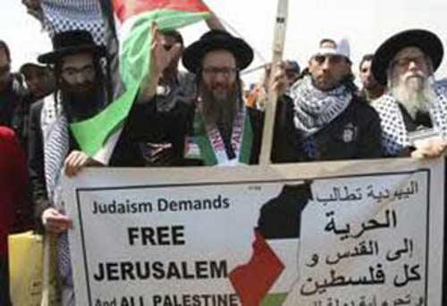mani rabinos antisionistas 2013