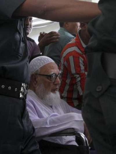 Azam líder islamista Bangadesh