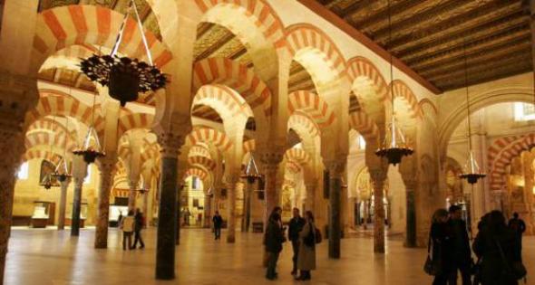 Mézquita Córdoba interior