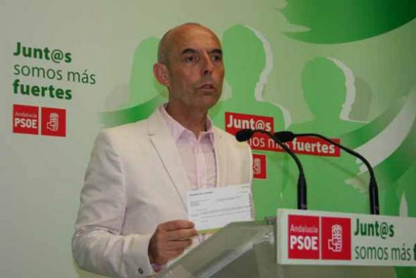 Antonio Hurtado diputado PSOE Córdoba